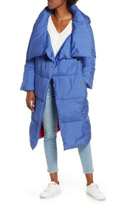 UGG Catherina Water Resistant Hooded Puffer Coat