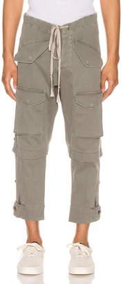 Greg Lauren GI Cargo Pants in Army | FWRD