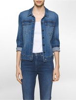 Calvin Klein Studded Trucker Jacket