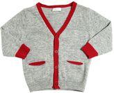 Il Gufo Merino Wool & Cotton Cardigan