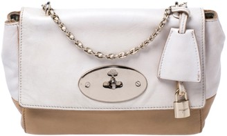 Mulberry Lily White Leather Handbags