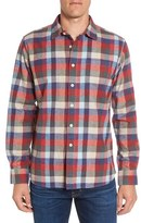 Grayers 'Hadley Heritage' Regular Fit Plaid Flannel Sport Shirt