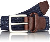 Barneys New York MEN'S DONEGAL-EFFECT BELT