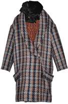Stella Jean Wool Coat