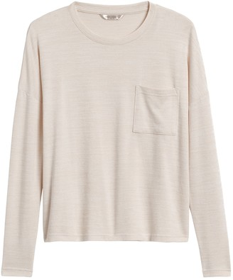 Banana Republic Luxespun Boxy T-Shirt