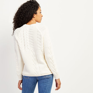 Roots Yukon Cable Sweater
