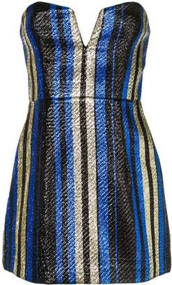 Alice McCall One World striped dress