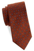 Brooks Brothers X and Dot Silk Tie