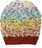 Missoni Heather Rainbow Cashmere Beanie