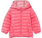 Gap Sassy Pink Light Puffer Coat