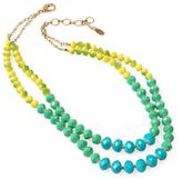 Amrita Singh Bleeker Street Bib Necklace