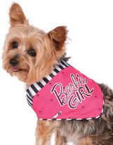 Rubie's Costume Co Barbie Pink 'Barbie Girl' Pet Bandanna