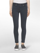 Calvin Klein Ultimate Skinny Garment Dyed Ankle Jeans