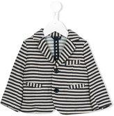MonnaLisa striped blazer