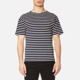 Armor Lux Men's Doélan Breton Stripe T-Shirt