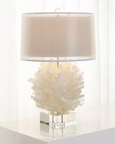 John-Richard Collection John Richard Collection Selenite Table Lamp