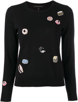 Marc Jacobs - Candy embroidered