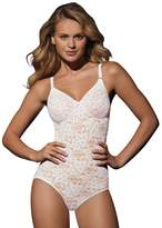 Bali Lace N Smooth Firm-Control Body Briefer 8L10