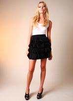 Black Swift Skirt