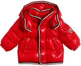 Moncler Abelard Hooded Nylon Down Jacket