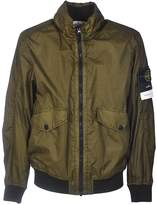 Stone Island Concealed Hood Shell Jacket