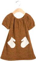 Oeuf Girls' Alpaca Knit Dress w/ Tags