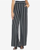 1 STATE 1.STATE Striped Wide-Leg Pants