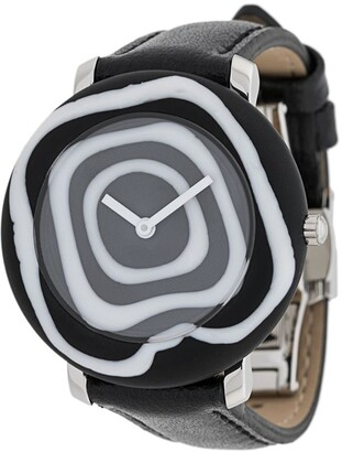 Yunik Small Round Zebra 36mm