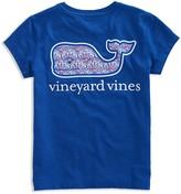 Vineyard Vines Girls' Logo Tee
