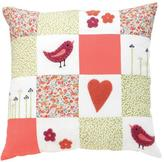 Birds Decorative Pillow