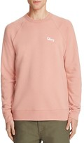 Obey Lofty Embroidered Logo Sweatshirt