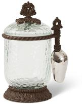 Gracious Goods Small Canister With Scoop