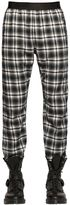 Faith Connexion Plaid Cotton Flannel Pants