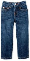 True Religion Toddler Boys) Straight Leg Jeans