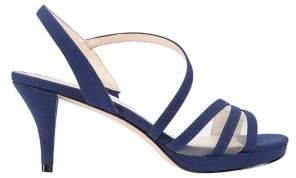 Nina Nazima Mid Heel Strappy Platform Sandals
