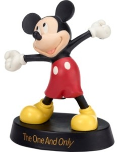 Precious Moments Disney Showcase Mickey Mouse 'The One And Only' Figurine