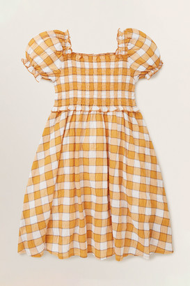 Seed Heritage Check Dress