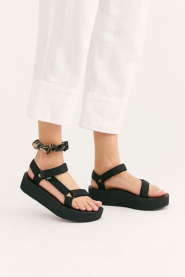 Teva Flatform Universal Sandals - ShopStyle
