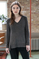 Lilla P Raglan V-neck Sweater