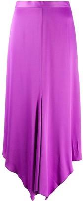Áeron Mora high-waisted midi skirt