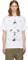 Perks And Mini White Secret Circuit T-shirt