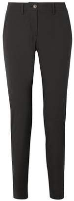 Tomas Maier Stretch-cotton Poplin Slim-leg Pants