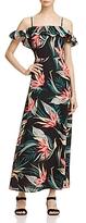 Rebecca Minkoff Davis Cold Shoulder Maxi Dress - 100% Exclusive