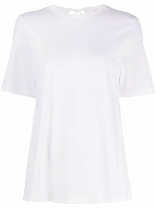 Markus Lupfer Serena broderie anglaise T-shirt