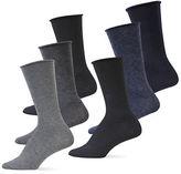 Ralph Lauren 6-Pack Roll Top Polo Trouser Socks