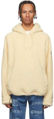 Martine Rose Napa By NAPA by Off-White T-Cameron Fleece Hoodie