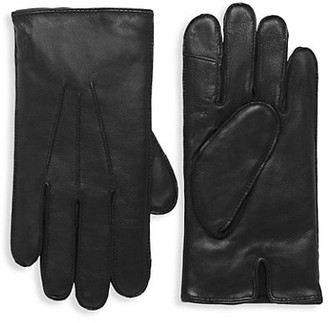Polo Ralph Lauren Water Repellent Nappa Leather Gloves