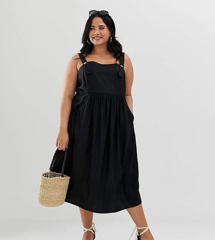 3e67dcbc8a6 Dungaree Style Dress - ShopStyle UK