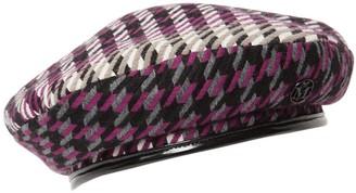 Maison Michel New Billy Acrylic & Vinyl Hat