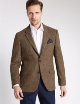 Marks and Spencer Pure Wool Tailored Fit Jacket